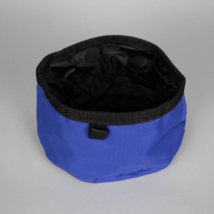 Cestovná miska modrá