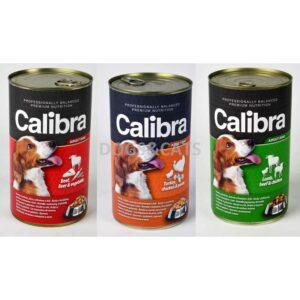 CALIBRA konzervy (1240 g)