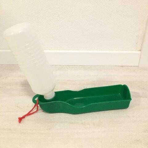 Cestovná miska na vodu - plastová